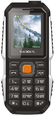 """Мобильный телефон Texet TM-D429 черный 1.77"""" 32 Мб"""