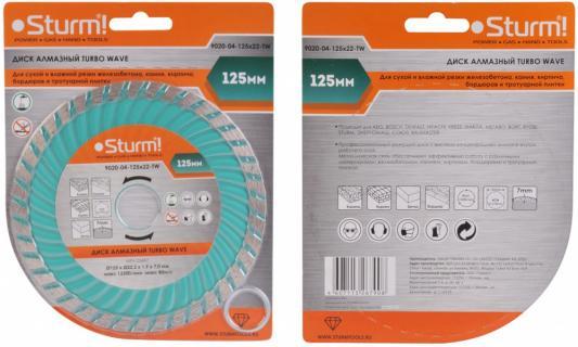 Алмазный диск СОЮЗ 9020-04-125x22TW