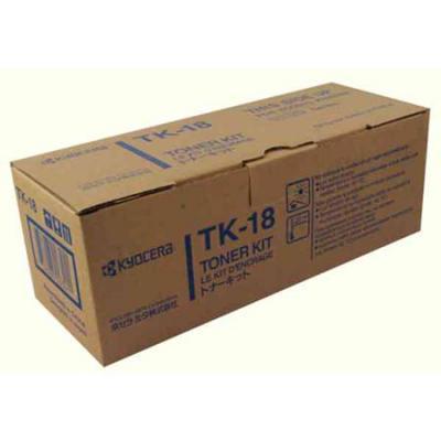 Картридж Kyocera TK-18H для Kyocera FS-1018MFP/1118MFP/1020D черный 7200стр картридж kyocera mita tk 1130