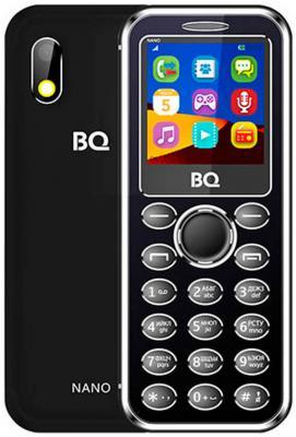 Мобильный телефон BQ BQ-1411 Nano черный