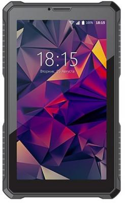 Планшет BQ BQ-7082G Armor 7 8Gb Black Print Wi-Fi 3G Bluetooth Android MCO00054435 Print7 планшет bq bq 7021g hit black spreadtrum sc7731 1 3 ghz 512mb 8gb 3g gps wi fi cam 7 0 1280x800 android