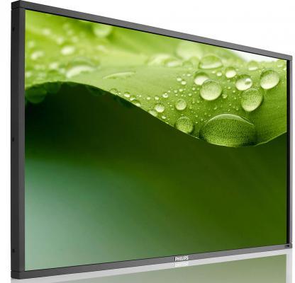 Телевизор Philips BDL4260EL/00 черный lcd панель philips bdl4260el 00