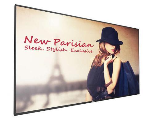 Телевизор Philips 43BDL4050D/00 черный цена и фото