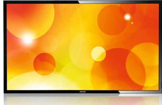 Телевизор Philips BDL4830QL/00 черный телевизор philips 24phs4022