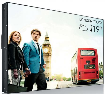 Телевизор Philips BDL4988XL/00 черный телевизор philips 55pus7809