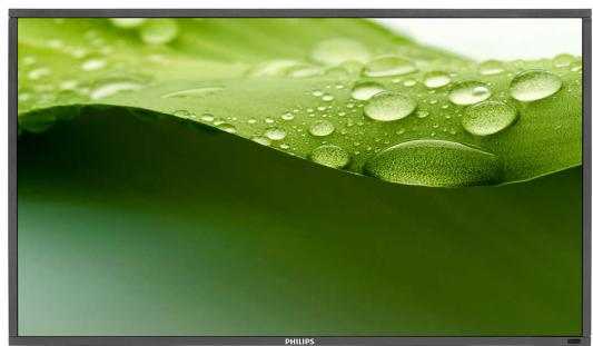 Телевизор Philips BDL5560EL/00 черный lcd панель philips bdl5560el 00