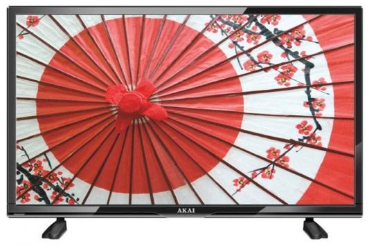 Телевизор Akai LEA-24К39Р черный led телевизор akai les 32x82wf