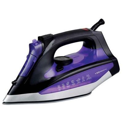 Утюг VES Electric VES S-108 2400Вт фиолетовый чёрный