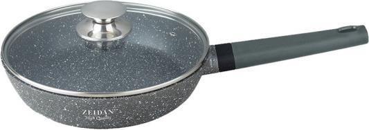 Сковорода Zeidan Z-90153 24 см алюминий сковорода zeidan z90136 26 см