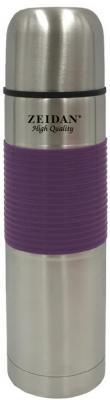 Термос Zeidan Z-9048 0,5л серебристый фиолетовый