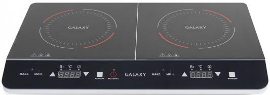 Индукционная электроплитка GALAXY GL3055 чёрный