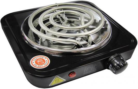 Электроплитка Irit IR-8101 чёрный