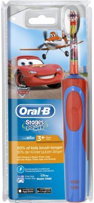 Зубная щётка Braun Oral-B Vitality Kids D12.513K Cars