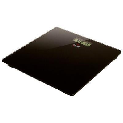 Весы напольные GA.MA GSC0201 SCG-430 Glass Electrinic Deluxe чёрный