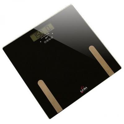 Весы напольные GA.MA GSC0301 SCF-2000 Body Fat Deluxe чёрный