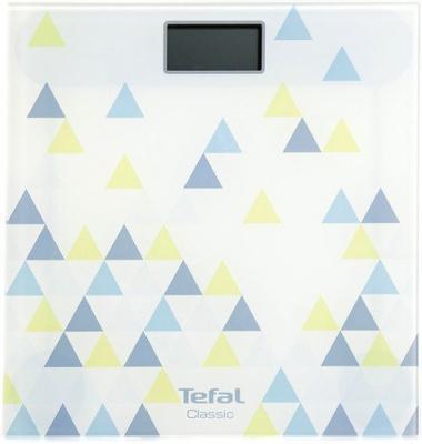 Весы напольные Tefal Classic PP1145V0 рисунок разноцветный