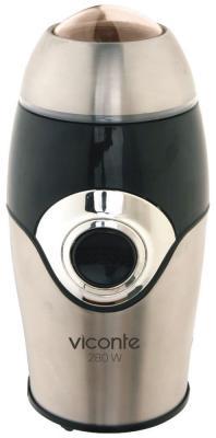 Кофемолка Viconte VC-3108 280 Вт черный