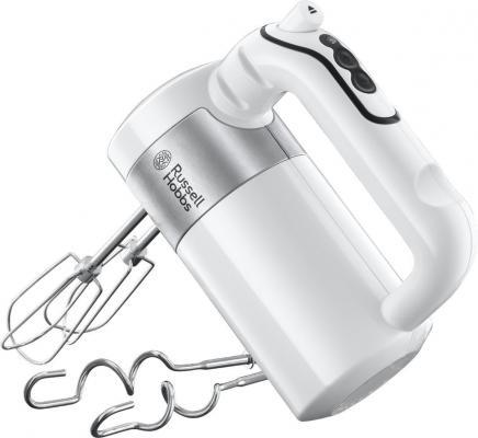 Миксер ручной Russell Hobbs 22960-56 500 Вт белый миксер ручной philips hr1560 20 400 вт черный