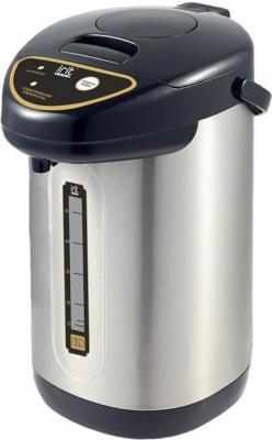 Термопот Irit IR-1418 750 Вт серебристый чёрный 5 л нержавеющая сталь термопот supra tps 3016 730 вт 4 2 л металл серебристый
