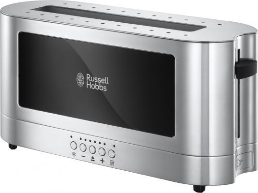 Тостер Russell Hobbs 23380-56 серебристый