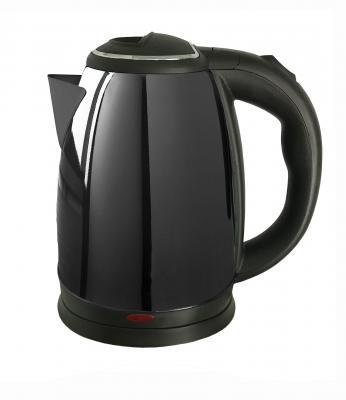 Чайник Irit IR-1336 1500 Вт чёрный 2 л нержавеющая сталь чайник irit ir 1336