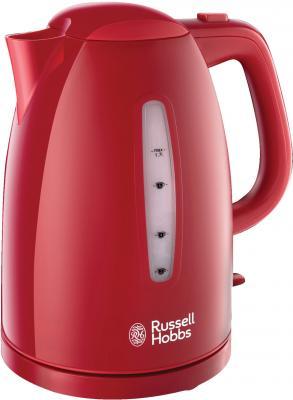 Чайник Russell Hobbs 21272-70 Textures Red чайник russell hobbs 21272 70 textures red