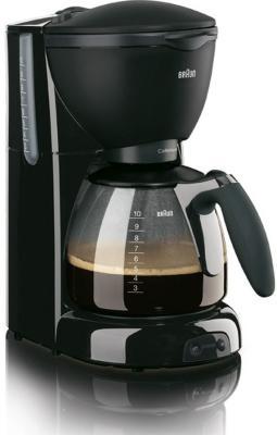 Кофеварка Braun KF 560/1 черный