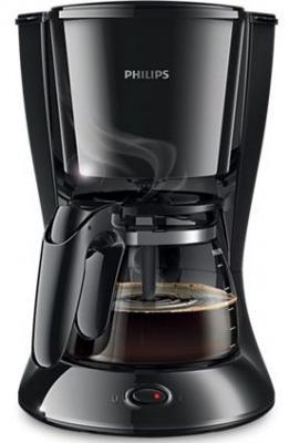 Кофеварка Philips HD7467/20 черный кофеварка philips hd7434 20