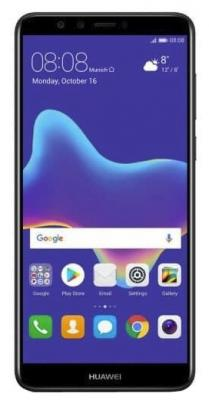 Смартфон Huawei Y9 2018 32 Гб черный (51092GRY) смартфон