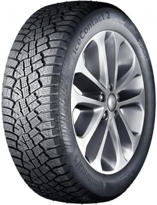 Шина Continental ContiIceContact 2 XL KD FR 235/45 R17 97T зимняя шина continental contiicecontact 2 kd 175 65 r14 86t
