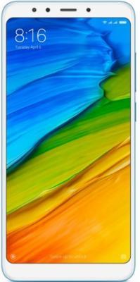 Смартфон Xiaomi Redmi 5 16 Гб голубой (Redmi5B16GB)