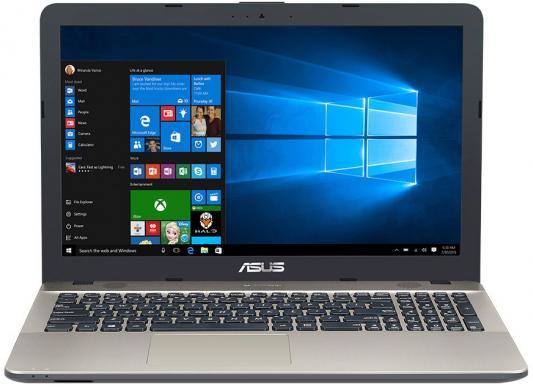 Ноутбук ASUS VivoBook Max X541NA-GQ559 (90NB0E81-M10310) ноутбук asus r541na gq419t 90nb0e81 m07730
