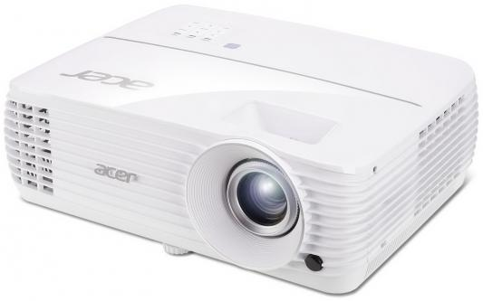 Фото - Проектор Acer V6810 3840x2160 2200 люмен 10000:1 белый (MR.JQE11.001) проектор acer pd1520i 1920х1080 2000 люмен 1000000 1 белый mr jr411 001