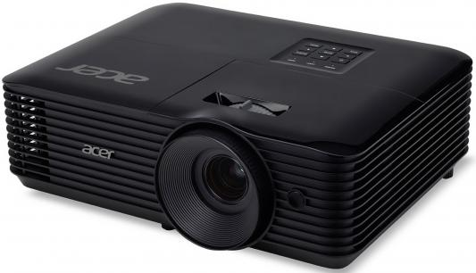 Проектор Acer X138WH 1280x800 3700 люмен 20000:1 черный x138wh