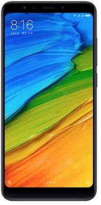 все цены на Смартфон Xiaomi Redmi 5 16 Гб черный онлайн