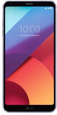 Смартфон LG G6 64 Гб фиолетовый (LGH870DS.ACISVI) lg смартфон lg h845 titan