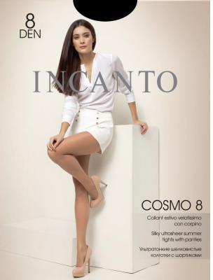 "Колготки INCANTO ""Cosmo"" 3 8 den светло-коричневый"