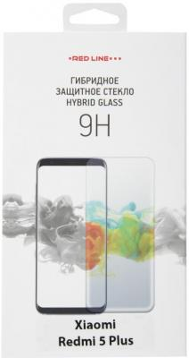 Защитная пленка Red Line для Xiaomi Redmi 5 Plus прозрачная УТ000014466 цена и фото