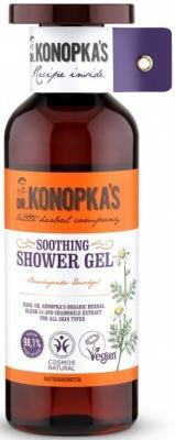 Гель для душа и купания Dr.Konopka's Успокаивающий 500 мл it s skin успокаивающийочищающийгель