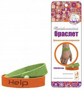 Браслет Help От комаров 80200 help 80280