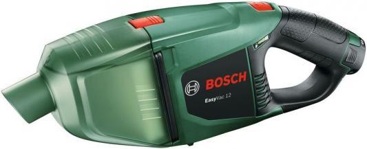 Автомобильный пылесос Bosch EasyVac12 сухая уборка зелёный автомобильный пылесос alca 229000 сухая влажная уборка черный