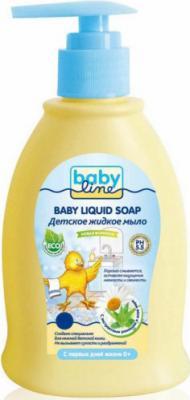 Мыло жидкое Babyline Детское 500 мл DN 79 babyline детское жидкое мыло 500 мл с дозатором babyline