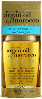 Масло Ogx Аргановое Марокко 100 мл 95511 масло аргановое 100 мл newgen масло аргановое 100 мл