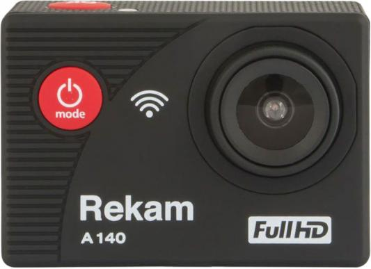 Экшн-камера Rekam A140 черный