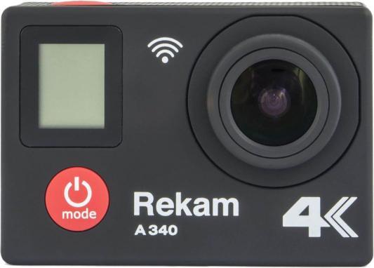 Экшн-камера Rekam A340 черный цена