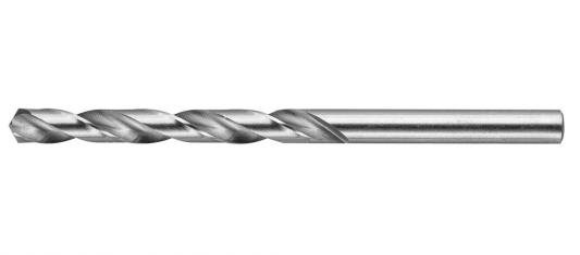 Сверло по металлу ЗУБР 4-29625-093-5.9 ЭКСПЕРТ стальP6M5 классА1 5.9х93мм 1шт. набор сверл зубр 4 29625 h7r эксперт по металлу резьбовой стальp6m5 2 5 10 2мм 7шт