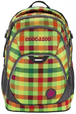 Рюкзак светоотражающие материалы Coocazoo EvverClevver2 Hip To Be Square 30 л зеленый 00129873 coocazoo рюкзак jobjobber2 hip to be square