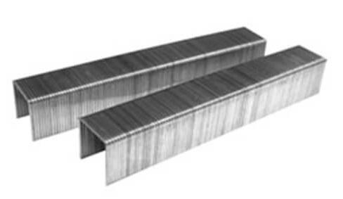 Скобы для степлера Biber 6 мм 1000 шт цены