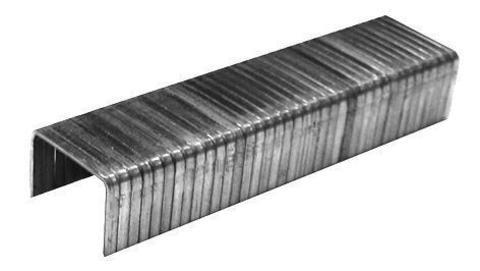 Скобы для степлера BIBER 85822 прямоугольные 8мм для степлера 3 в 1 скобы для степлера biber 85837