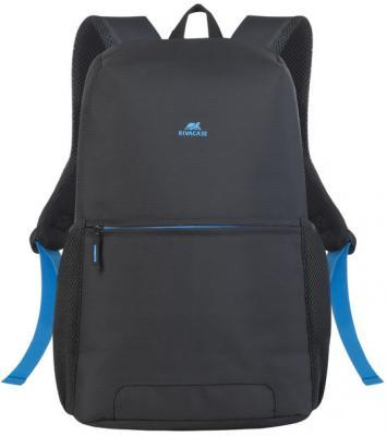 Рюкзак для ноутбука 15.6 Riva 8067 полиэстер черный